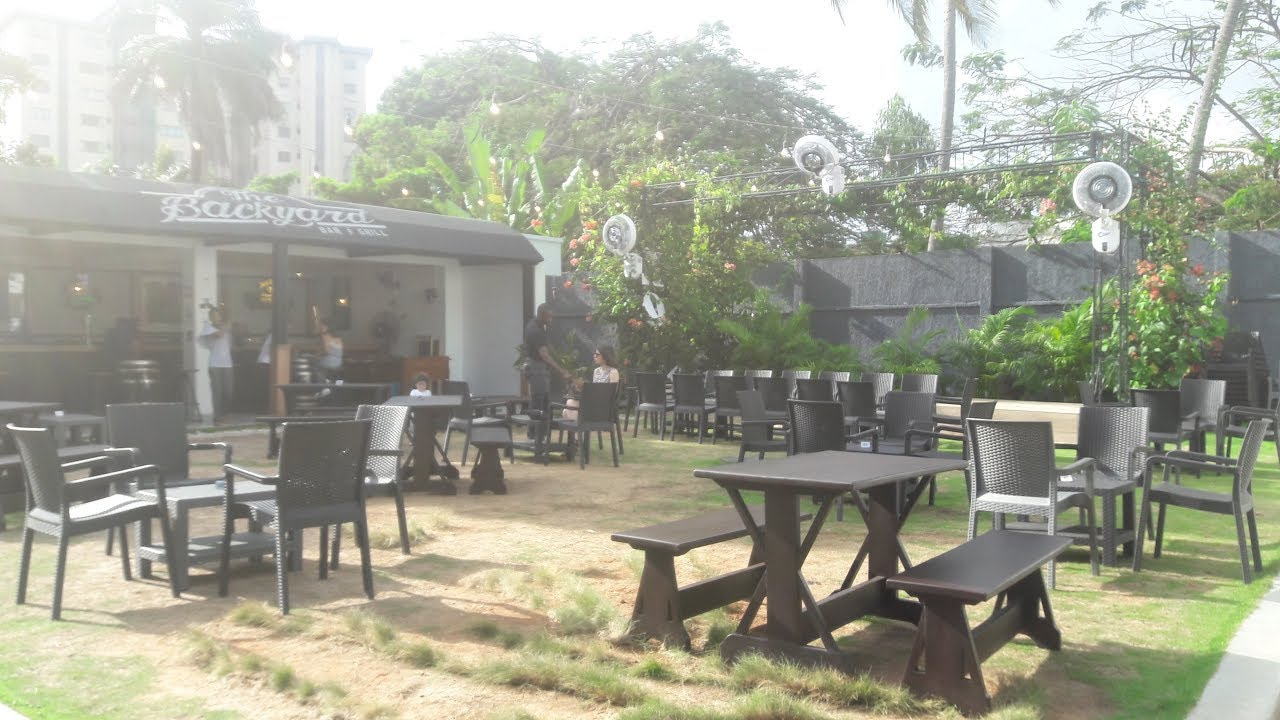 Here's An Unbiased review of The backyard Bar & Grill ...