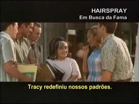 Hairspray trailer (Legendado)
