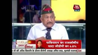 इमरान के पाकिस्तान पर भरोसे करे हिंदुस्तान? Halla Bol With Guest Anchor Retd Lt Gen Shankar Prasad