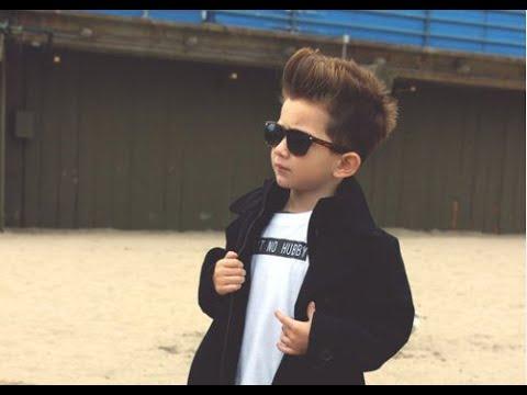 38546e4fb Outfits para niños - Ropa de moda para niños pequeños - YouTube