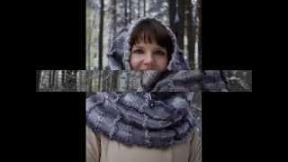 Вязаные шапочки. Вязаные шляпки-клош и не только от Елены Лебедевой