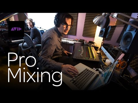 In The Studio With Ken Andrews And Pro Tools | S3