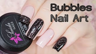 Bubbles Nail Art
