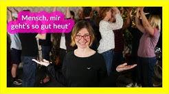 Musik, Sprache, Teilhabe - Gruppenspiel zur Verständigung: Sprache in Kombination mit Bewegung