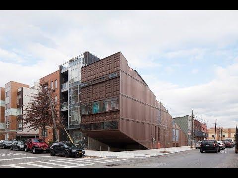 Carroll House | LOT EK | Brooklyn, United States | HD
