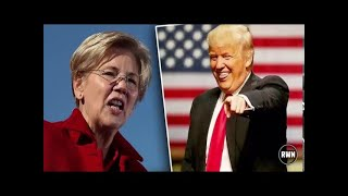 Trump Just Made Serious $1Mil Offer To Elizabeth Warren And She Turned It Down Instantly