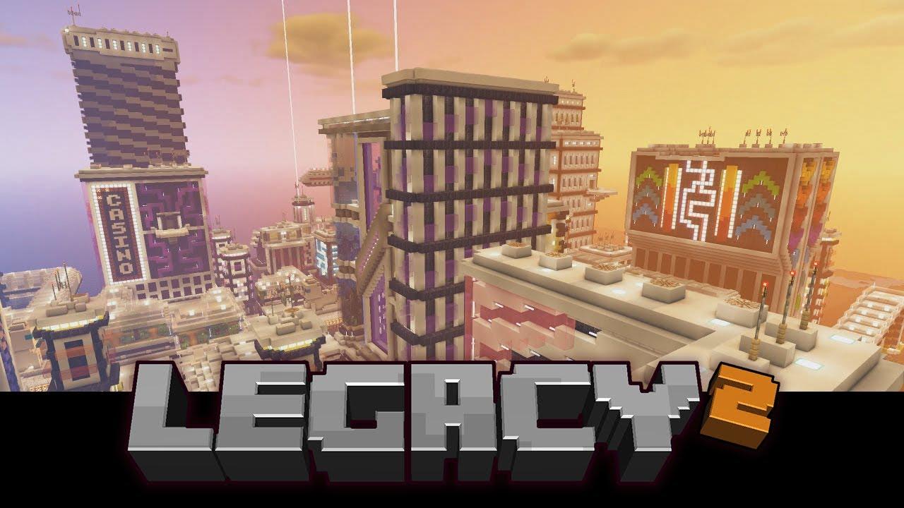 Legacy Season 2: The Quantum Reef Curse
