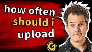 How Often Should I Upload to YouTube