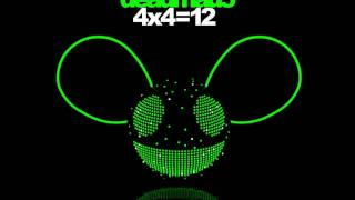 Repeat youtube video Deadmau5 - 4X4=12 (Continuous Mix)