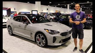 Why is the 2019 Kia Stinger GT 2 a SURPRISE performer?