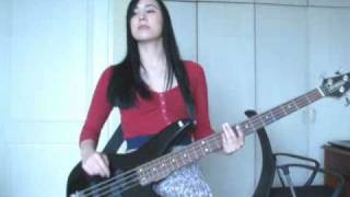 Silversun Pickups - Well Thought Out Twinkles (BASS COVER)