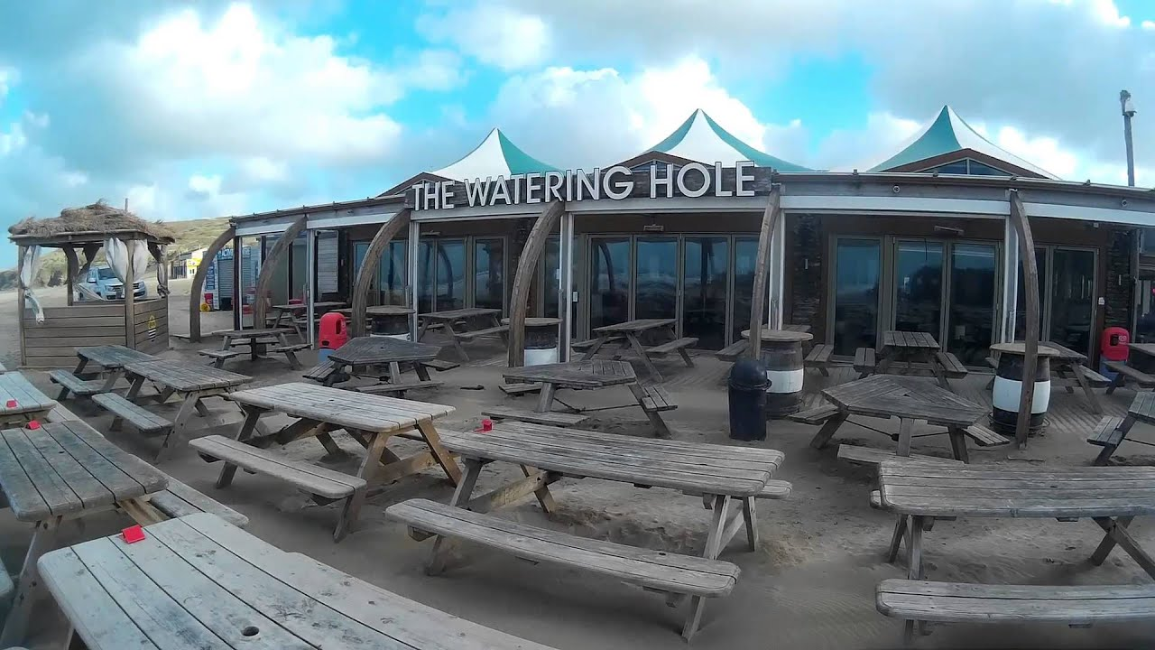 Watering hole perranporth