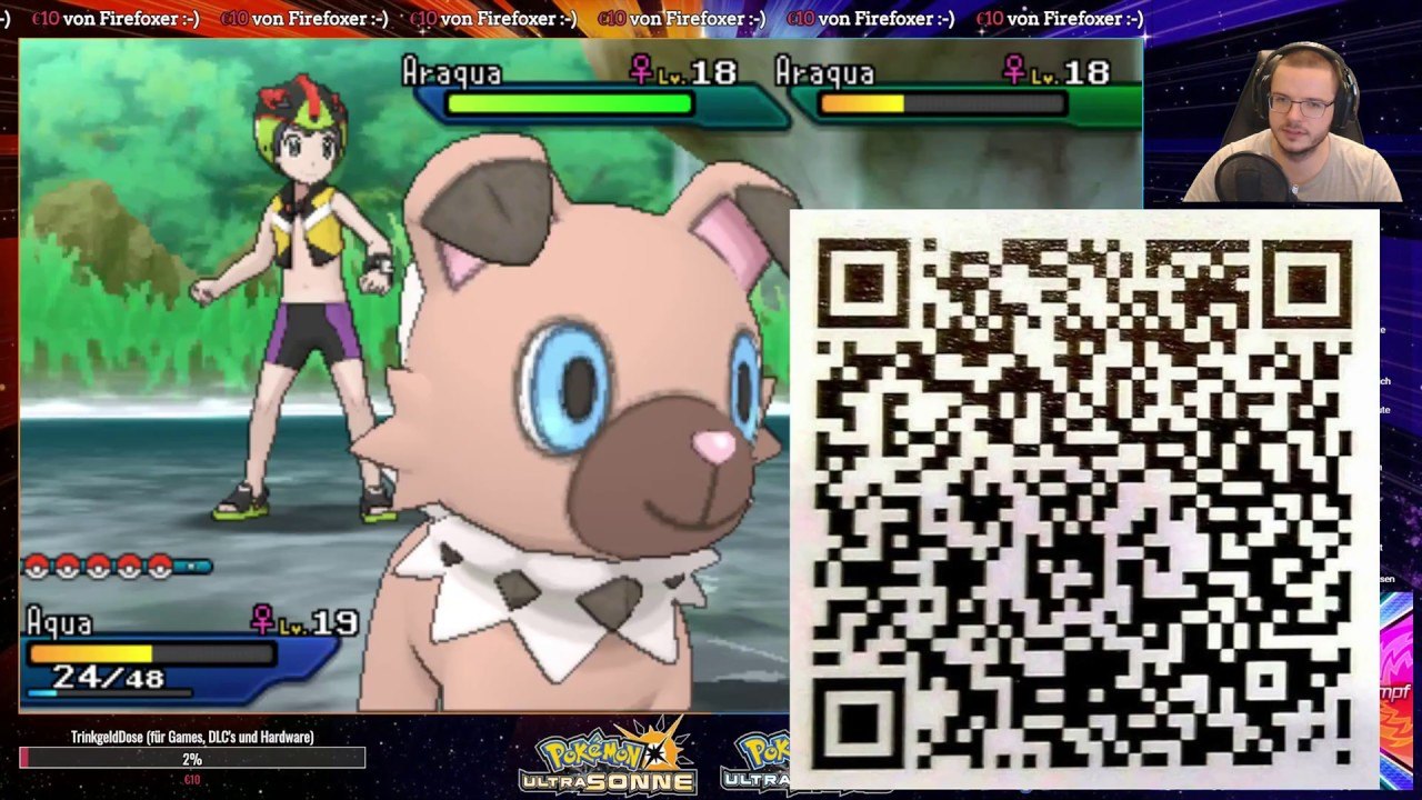 Pokemon Ultramond Codes