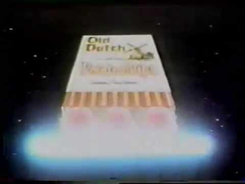 Old Dutch Potato Chips 1978 Potato Wars Commercial