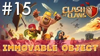 Clash of Clans - Single Player #15: Immovable Object | Minimalist Army Playthrough
