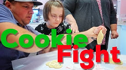 Wrestling For Cookies!