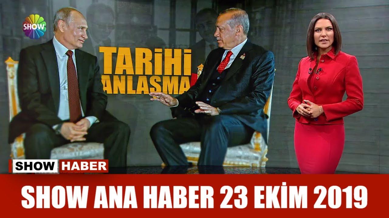Show Ana Haber 23 Ekim 2019