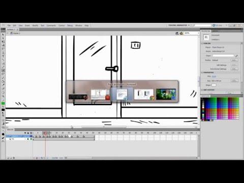 Hướng dẫn làm hoạt hình 2d với Flash (tiếng Việt)