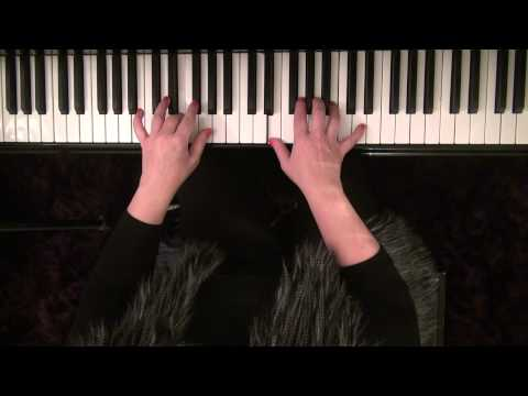 2.I Saw Three Ships. Jarrod Radnich arrangement. Slow piano tutorial. Lesson 2.