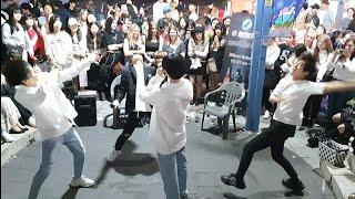 킹덤즈(Kingdoms)&오루트(ORoute)/ HER-블락비(Block B) 20190921 홍대버스킹
