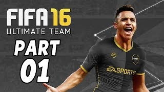 Video Let's Play Fifa 16 Ultimate Team Deutsch #1 - Pack Opening / 86 Rating download MP3, 3GP, MP4, WEBM, AVI, FLV Desember 2017