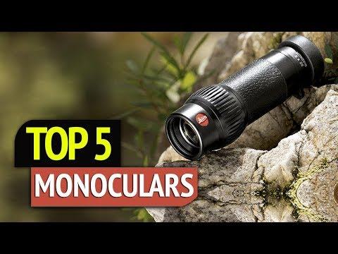 TOP 5: Monoculars