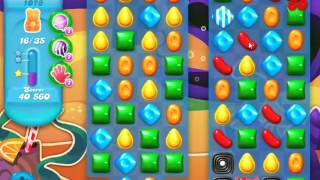 Candy Crush Soda Saga Level 1078 - NO BOOSTERS