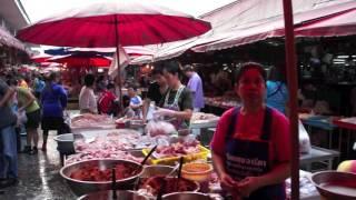 【バンコク】クロントゥーイ市場