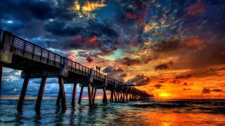 Piano Music | Boardwalk Sunset | Beautiful Instrumental Music