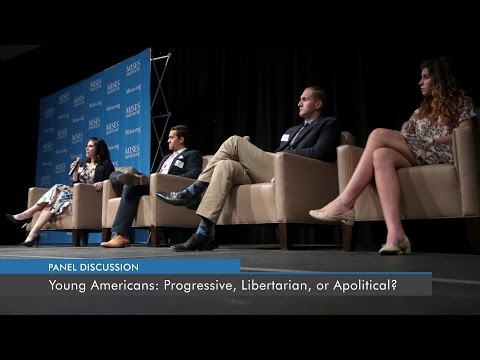 Young Americans: Progressive, Libertarian, or Apolitical?
