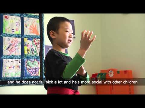 The Community Outreach Program: Lifang's Story