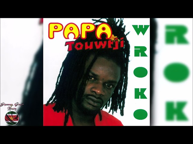 Papa Touwtjie - Wroko ''FULL ALBUM''