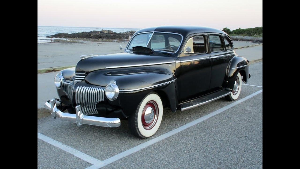 1941 Desoto Deluxe Sedan For Sale Trade Motorland
