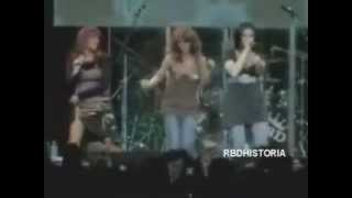 [2006] RBD en Live Nation cantan Wanna Play / This Is Love / My Philosophy [2/2]