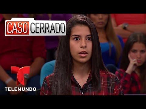 Hija Quiere Casarse Con Su Padrastro | Caso Cerrado | Telemundo