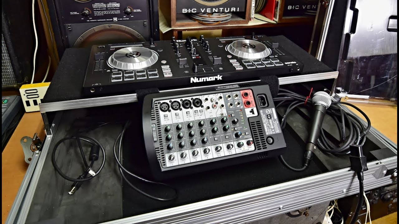 yamaha stagepas 400i mixer amplifier numark mt pro3. Black Bedroom Furniture Sets. Home Design Ideas