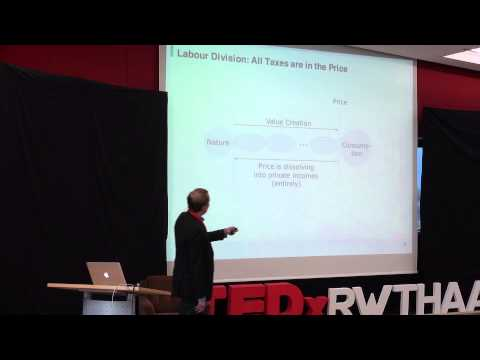 Economic policies for an entrepreneurial society | André Presse | TEDxRWTHAachen