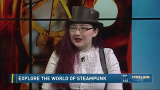 Explore the world of steampunk