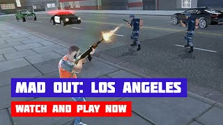 Mad Out: Los Angeles · Game · Gameplay
