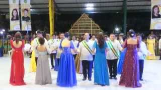 Rigodon De Honor at Sta. Rita, Pampanga (VIDEO OWNED BY JOSE TIBURCIO S. CANLAS)