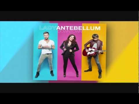 Downtown - Lady Antebellum (Lyrics)