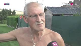 PULS 4 News: ÖVP-Gemeinderäte im Nazikeller (18.9.2014)