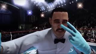 Fight Night — Mike Tyson vs Luigi