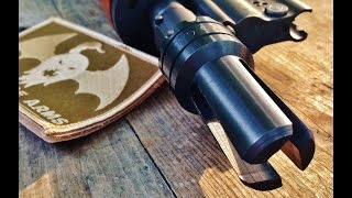 Manticore Arms Eclipse Flash Hider (M92/M85) Review