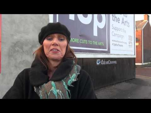 Nuala McKeever on 13p For The Arts