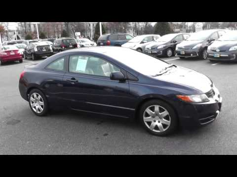 2009 Honda Civic Coupe   2 Door Coupe Long Island Westbury Queens Levittown  Hickswille Wes   YouTube