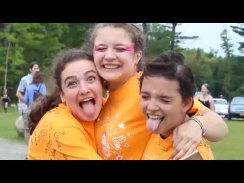 Circus Smirkus Camp Experience Video
