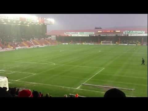 Ashton Gate before kick off v Watford