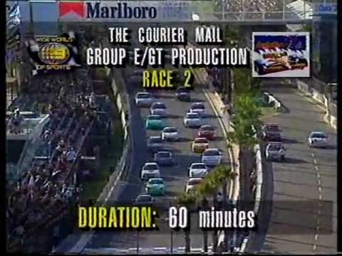1995 Indycarnival - Group E/GT Production 1 Hour - Pt1