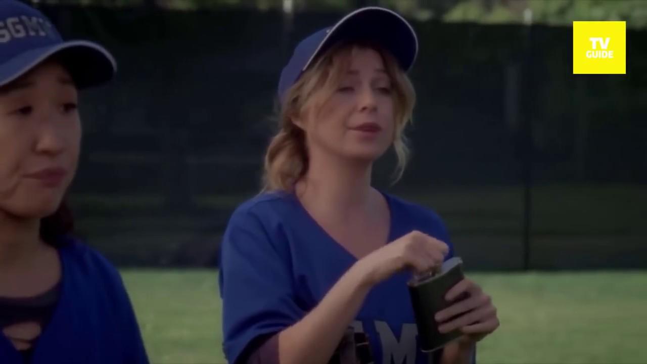 Greys Anatomy Best Drunk Moments Youtube